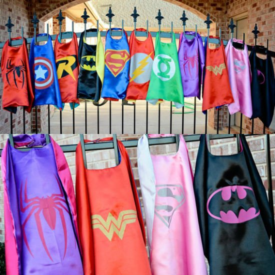 Child Sized Superhero Capes Shut Up And Take My Money