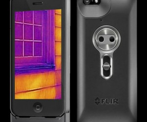Thermal iPhone Case – See the world of glorious electromagnetic radiation!