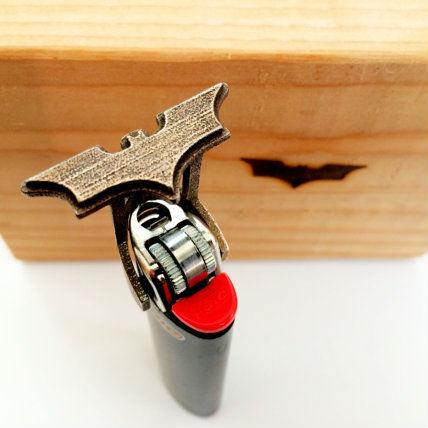 batman branding iron