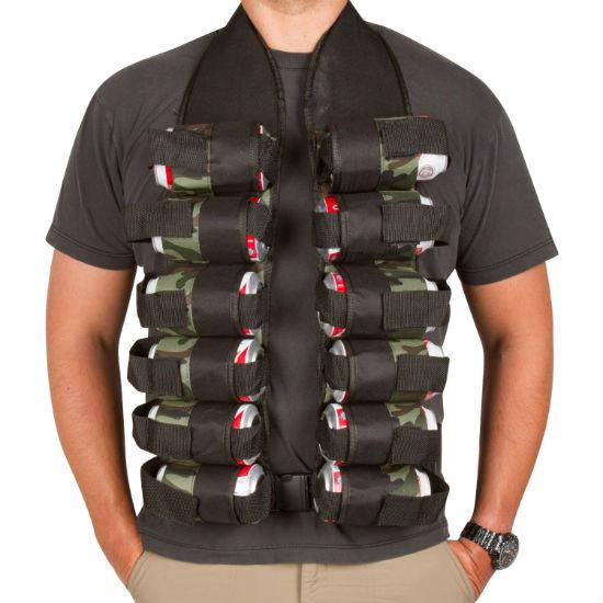 beer belt bandolier