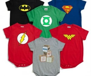 Perfect for your little future superhero!