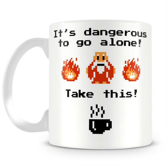 zelda-its-dangerous-to-go-alone-mug