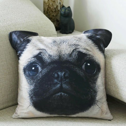 Animal Face Pillows Shut Up And Take My Money