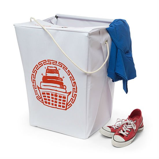 chinese takeout laundry hamper