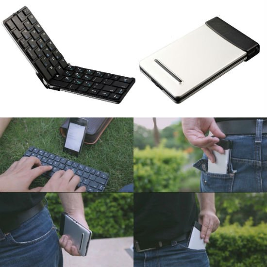 folding pocket keyboard