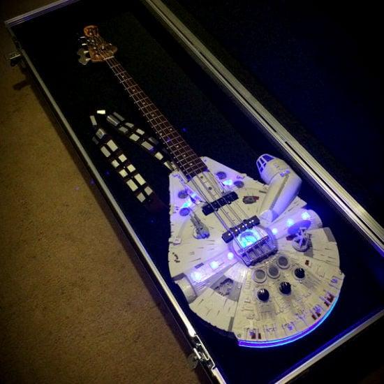 star wars bass guitar