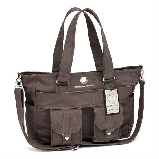 handbag of holding