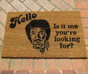 Hello, is this the doormat you've been looking for?
