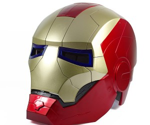 Iron Man Motorcycle Helmet – Genius, Billionaire, Playboy, Philanthropist, and now Biker.