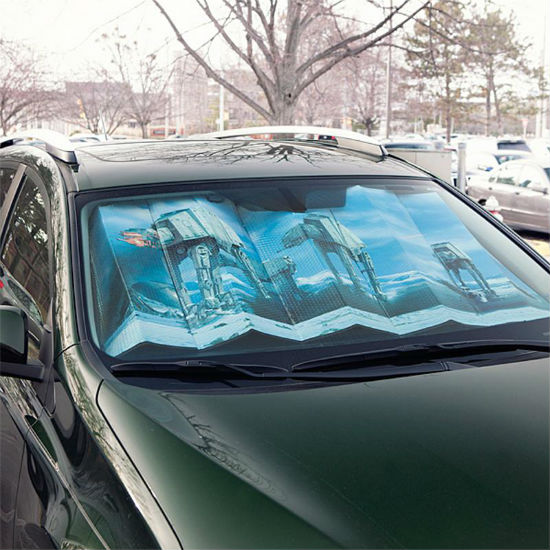 star wars battle of hoth sun shade