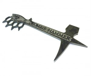 The Zombie Hammer – 16 inches of Zombie crushing awesomeness.
