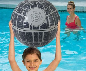Death Star Beach Ball – Just don't touch the thermal exhaust port or it might blow up.