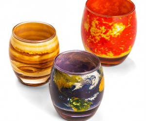 Planetary Shot Glass Set - Perfect for astronomers, astrologers, and people who like to drink!