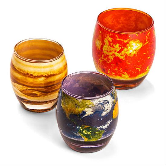 planetary shot glass set