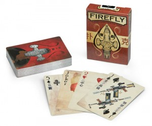 Firefly Playing Cards – The official deck of Browncoats everywhere.