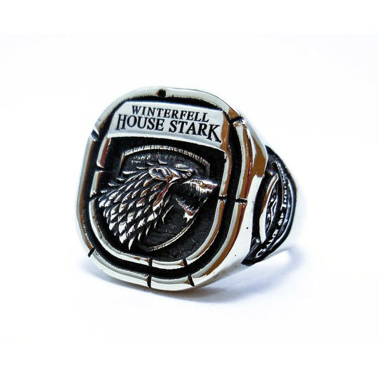 game of thrones stark ring