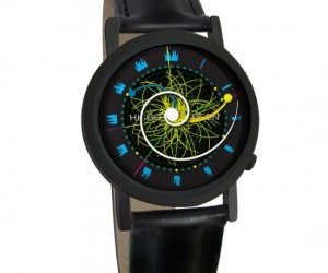 The Higgs Boson is mostly just theoretical, but this watch is 100% real!