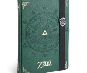 It's dangerous to go alone. Take this so you can write about your epic adventures facing said dangers.