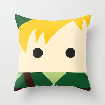 link-legend-of-zelda-pillow