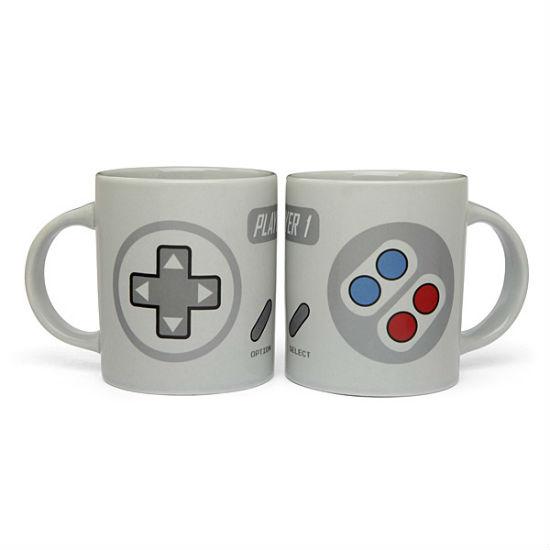 2 player gaming mug set