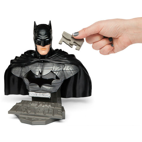 3d batman puzzle