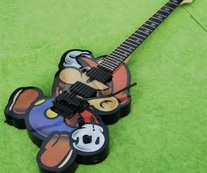 It's a meeee Guitario!