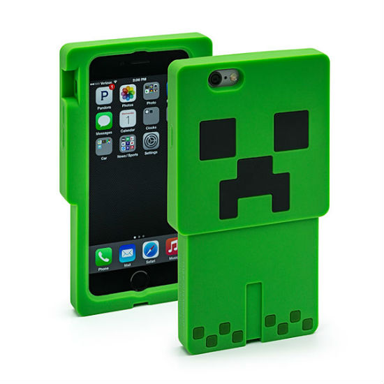 minecraft creeper case