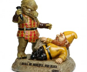 Star Trek Garden Gnomes – Not your Garden variety gnomes!
