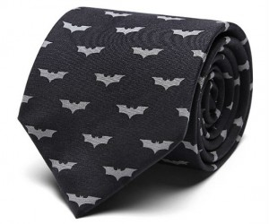 Batman Silk Tie – The Dark Knot