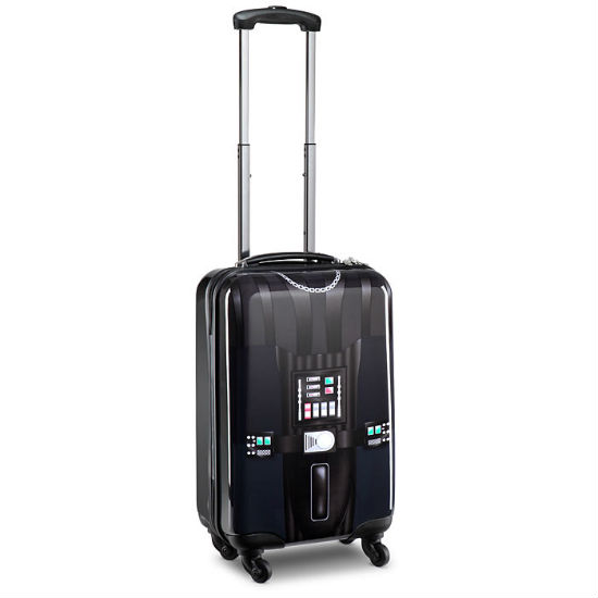 darth vader luggage