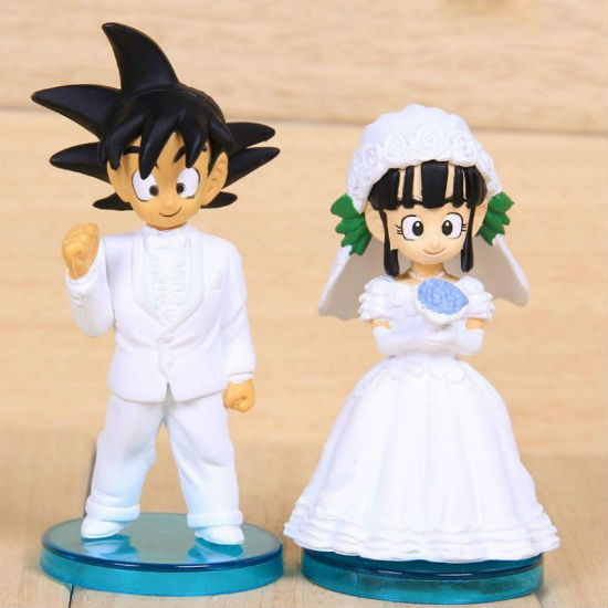dragon ball z wedding cake toppers shut up and take my money. Black Bedroom Furniture Sets. Home Design Ideas