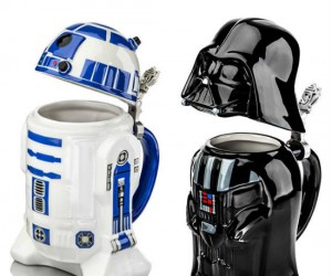 Star Wars Steins – May the froth be with you
