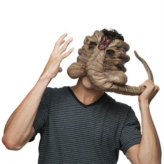 aliens facehugger mask