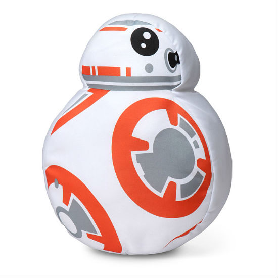 bb 8 throw pillow