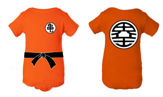 dragon-ball-z-baby-onesie
