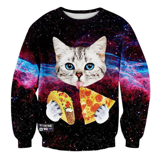 galaxy-cat-pizza-and-tacos-sweater