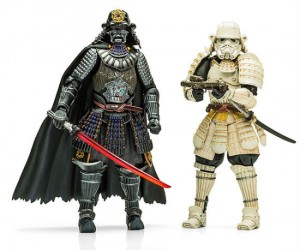 Star Wars meets Feudal Japan!