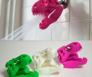 There's nothing like waking up and having a T-Rex spit on your face.