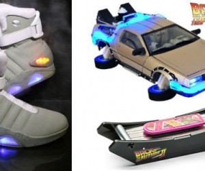 Great Scott here's 14 of the greatest Back To The Future products of all time!