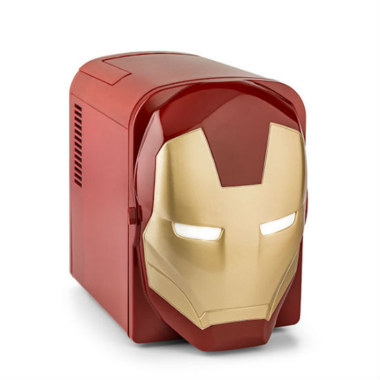 iron man mini fridge pic