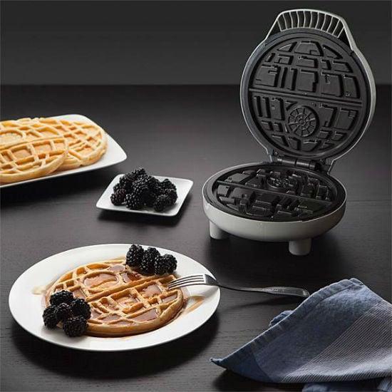death-star-waffle-maker