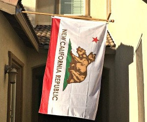 New California Republic Flag – God bless the NCR!