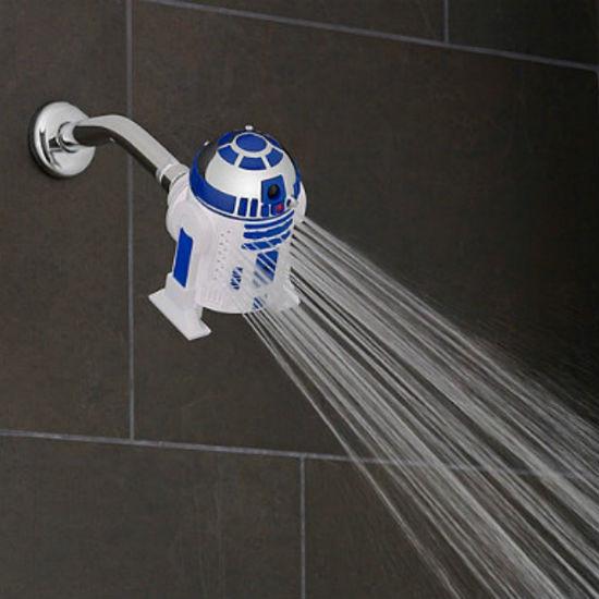 R2d2 Shower Head Shut Up And Take My Money