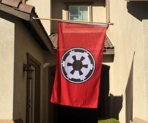 Galactic Empire Flag – Support the imperial troops!