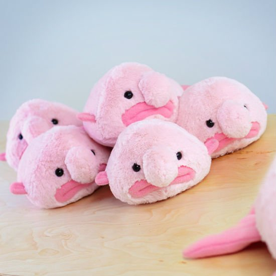 blobfish plush mini