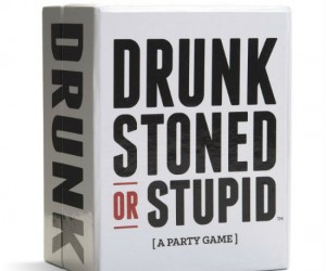 Drunk Stoned Or Stupid – The party game for you and your stupid friends