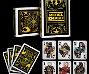 Rebel Empire Playing Cards – Now these are the cards you've been looking for!