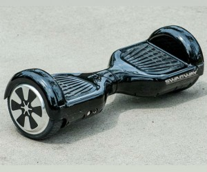 Swagway Hoverboard – Because walking was so 2014