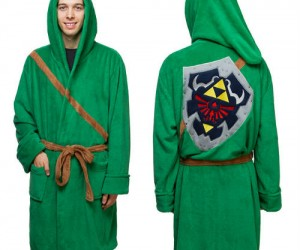 Zelda Bathrobe – You'll be the hero of bath time!