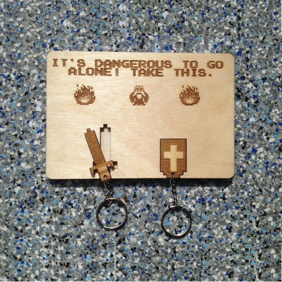 zelda key holder